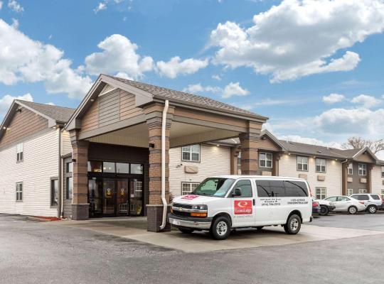Hotel photos: Econo Lodge Milwaukee Airport