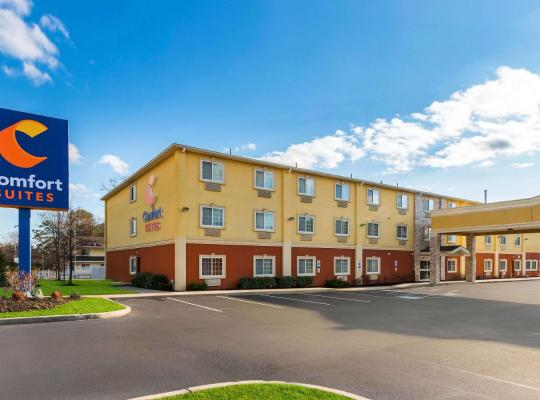 Foto dell'hotel: Comfort Suites Atlantic City North