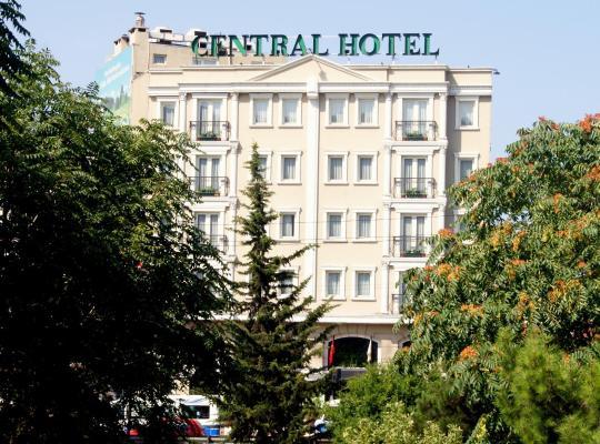 Хотел снимки: Central Hotel