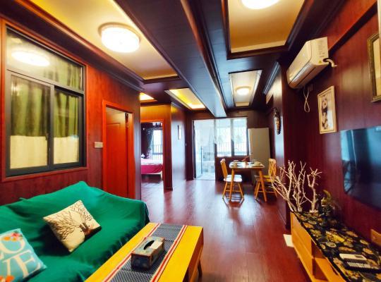 Otel fotoğrafları: Yueniao Apartment