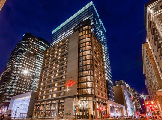Фотографії готелю: Le St-Martin Hotel Centre-ville – Hotel Particulier