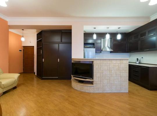 Viesnīcas bildes: cozy and warm apartment in the center