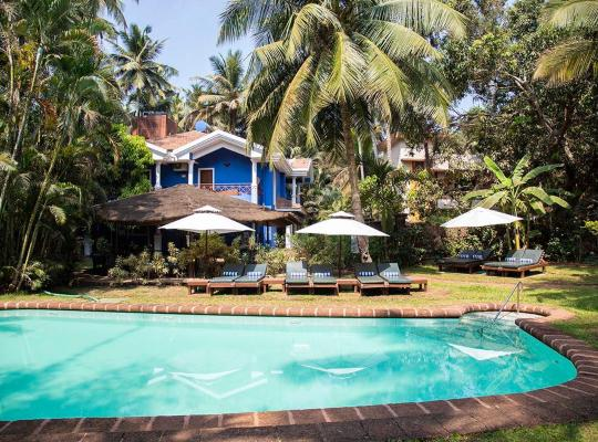 Hotel bilder: Presa di Goa - The Country House