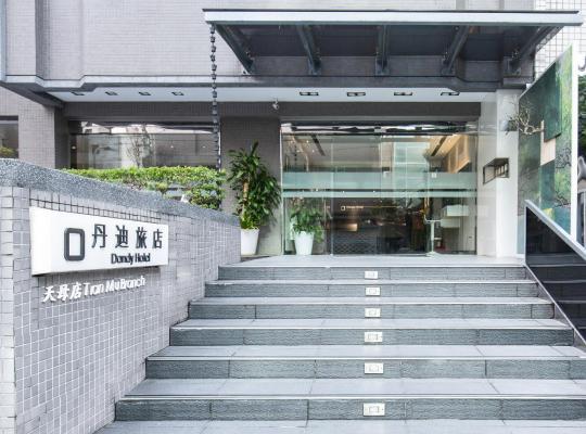 Képek: Dandy Hotel - Tianmu Branch