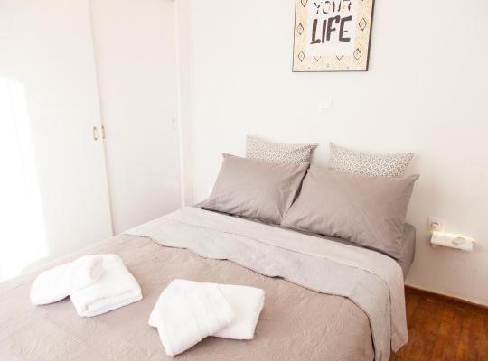 ホテルの写真: Cute Apartment Near Marina Zeas, Piraeus