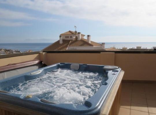 호텔 사진: Penthouse Cervantes in Villajoyosa