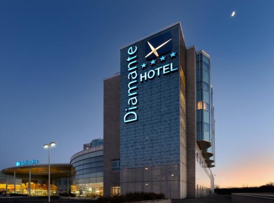 Otel fotoğrafları: Hotel Diamante
