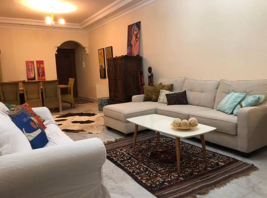 होटल तस्वीरें: Sana Apartment - Amman - Al Kursi
