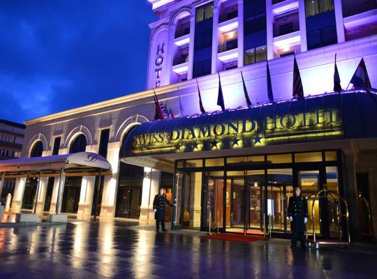 Hotel photos: Swiss Diamond Hotel Prishtina