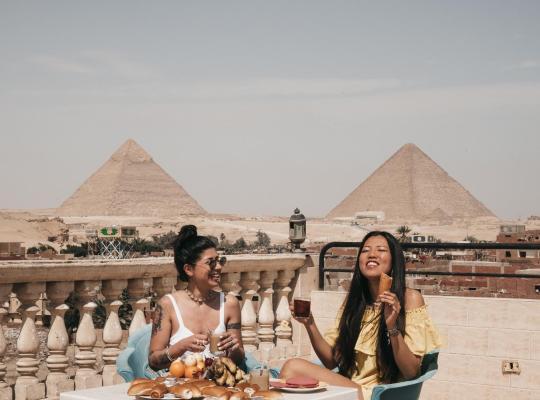 Φωτογραφίες του ξενοδοχείου: Pyramids Inn Motel