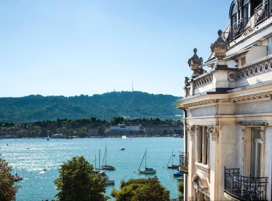 Hotel bilder: La Réserve Eden au Lac Zurich