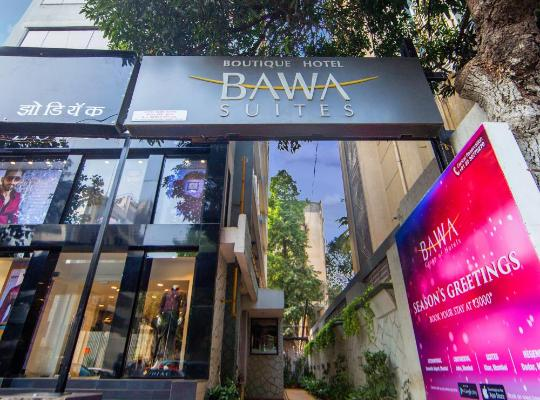 Viesnīcas bildes: Hotel Bawa Suites