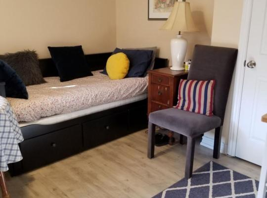Hotel foto: 106 Bonham Boulevard - Studio in picturesque area of Mississauga