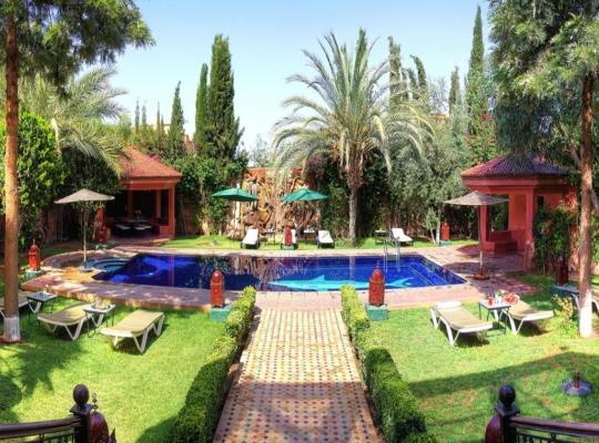 Φωτογραφίες του ξενοδοχείου: Palais Dar Ouladna