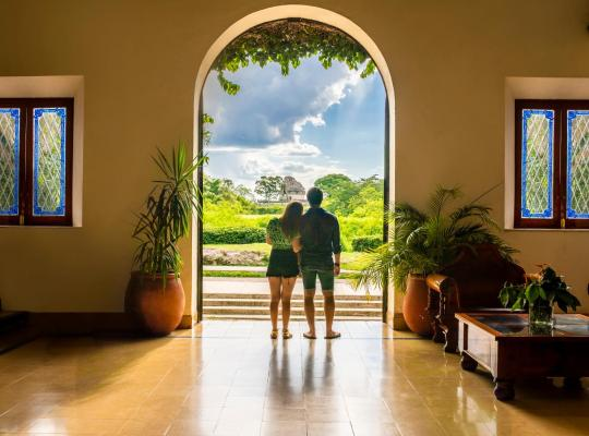 酒店照片: Mayaland Hotel & Bungalows
