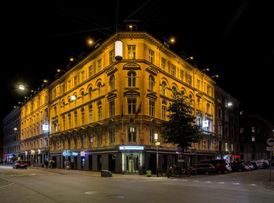 Hotel bilder: Good Morning+ Copenhagen Star