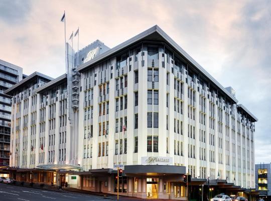 Хотел снимки: Heritage Auckland