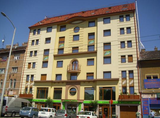 酒店照片: Green Hotel Budapest
