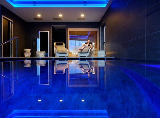 ホテルの写真: Albergo Moderno & Spa