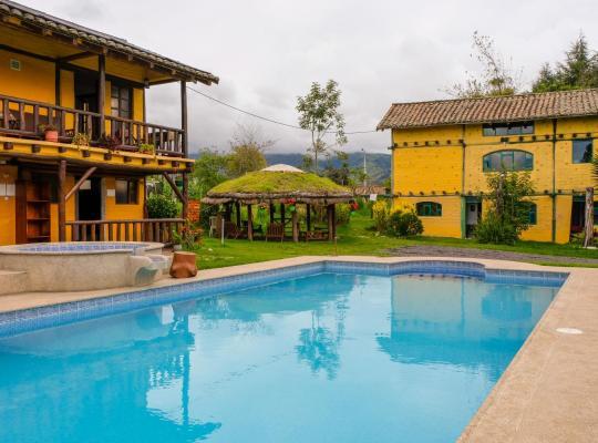 Φωτογραφίες του ξενοδοχείου: Hostal Colibri Aeropuerto