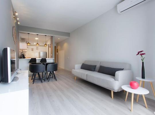 酒店照片: New apartment close to Plaça Espanya