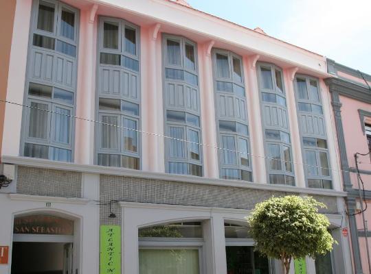 ホテルの写真: Apartamentos San Sebastián