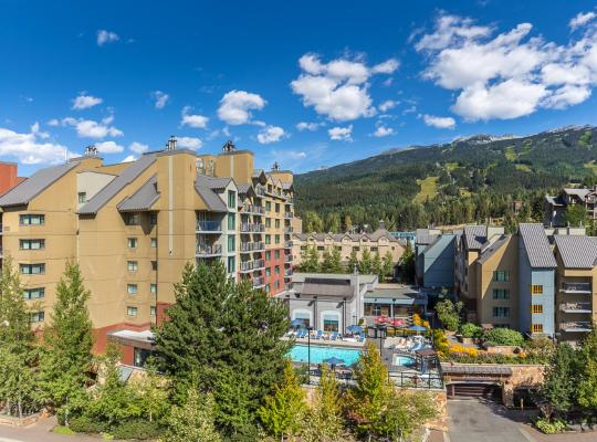 Fotos do Hotel: Hilton Whistler Resort & Spa