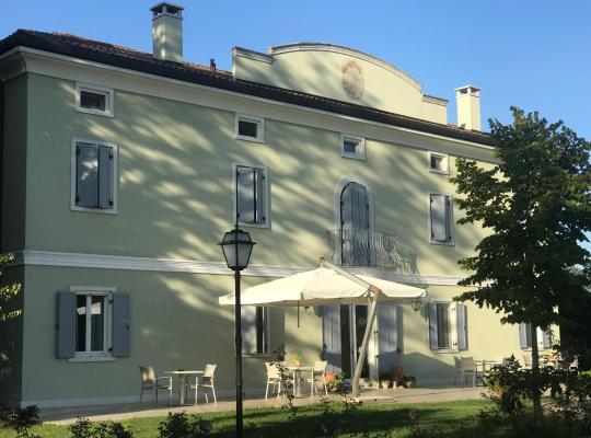 Фотографии гостиницы: Villa Pepoli Country House