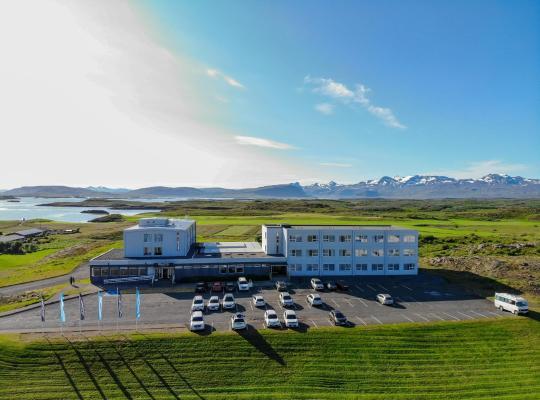 Foto dell'hotel: Fosshotel Stykkisholmur