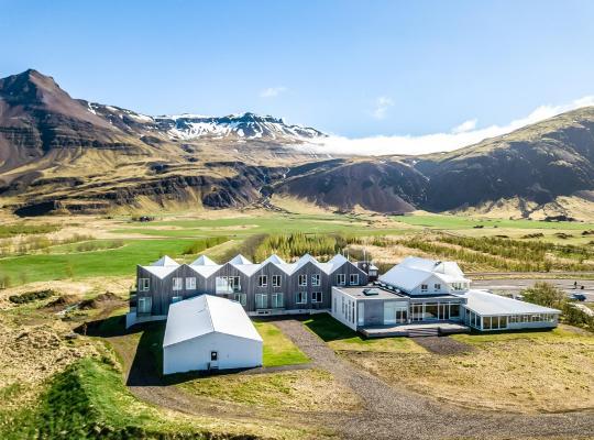 Viesnīcas bildes: Fosshótel Vatnajökull