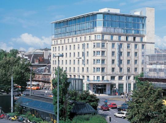 Fotografii: Hotel Cornavin Geneve