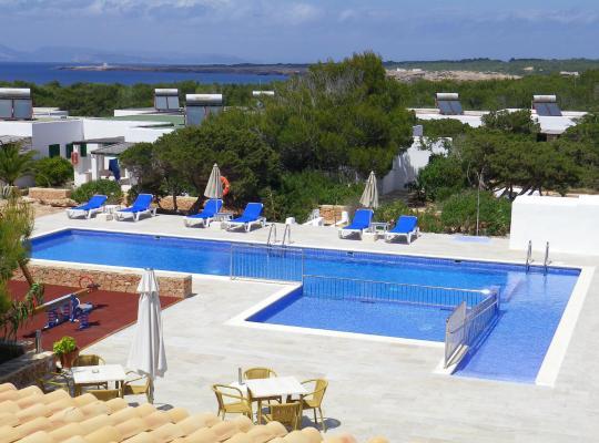 Φωτογραφίες του ξενοδοχείου: Punta Rasa Formentera Apartments