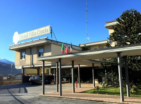 Ảnh khách sạn: Hotel Villa Cinzia