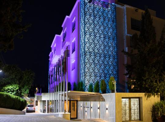 Foto dell'hotel: Amman International Hotel