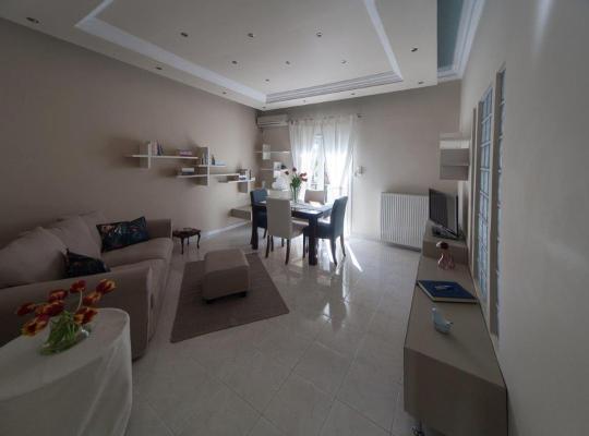 Hotel foto 's: ΕΙΡΗΝΗ & ΝΙΚΟΣ HOME