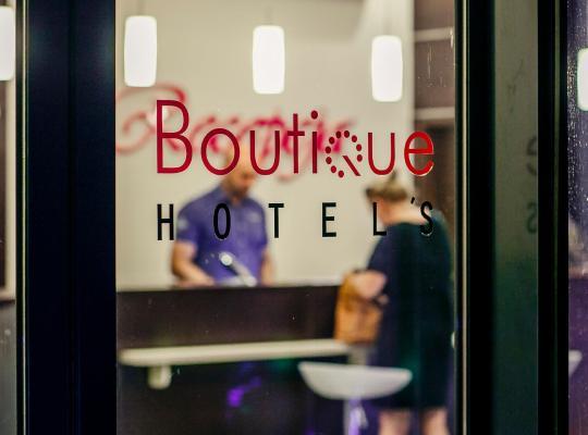 Hotellet fotos: Boutique Hotel's III