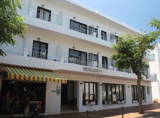 Viesnīcas bildes: Hotel Antares