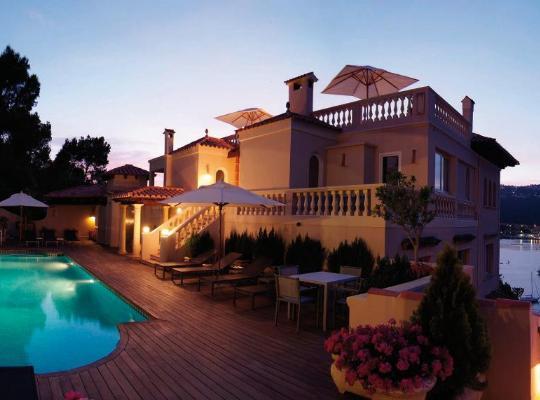 Хотел снимки: Hotel Villa Italia