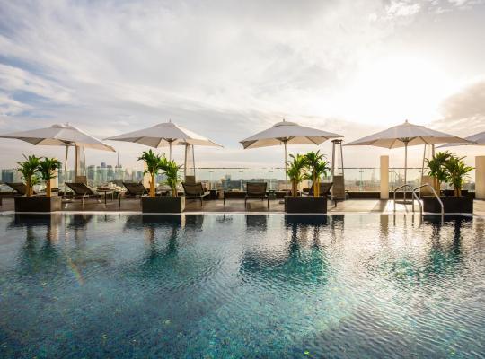 Fotografii: The Canvas Hotel Dubai – MGallery