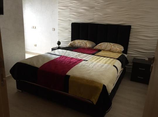 ホテルの写真: Boulvard mohamed 6 Maison de vacances