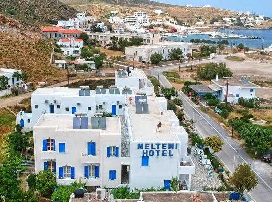 תמונות מלון: Meltemi Hotel Kythnos