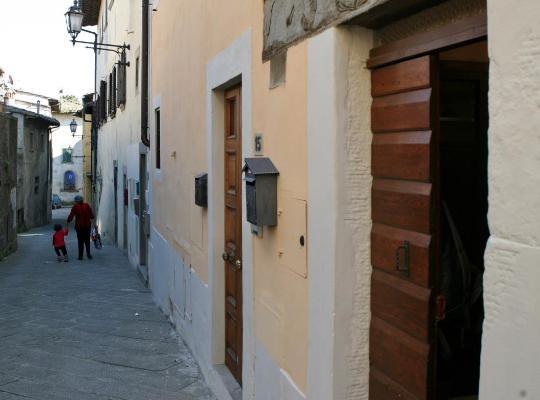 Otel fotoğrafları: Residenza Antico Chianti