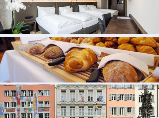Hotel bilder: Altstadt Hotel Krone Luzern