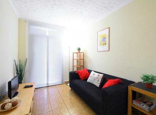 酒店照片: Apartment Sants-Montjuïc Almeria