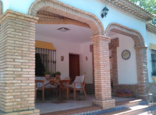 होटल तस्वीरें: LA CASA AZUL CÓRDOBA