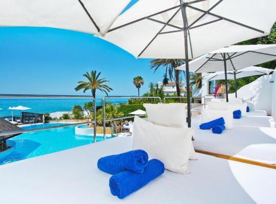 Фотографії готелю: El Oceano Beach Hotel