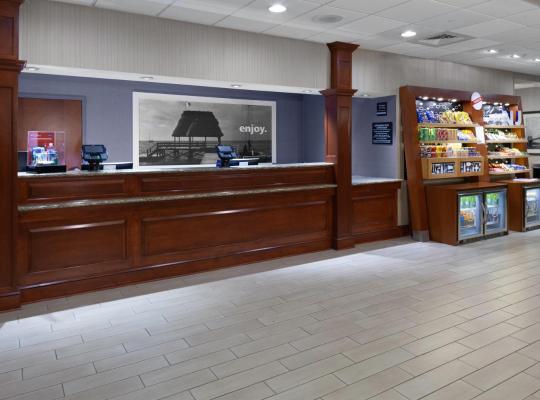 Viesnīcas bildes: Hampton Inn Woodbridge