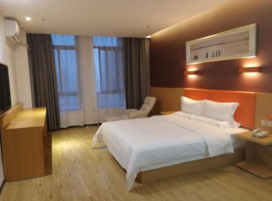 Otel fotoğrafları: 7 Days Premium Hotel (Chongqing West Railway Station Baguocheng)