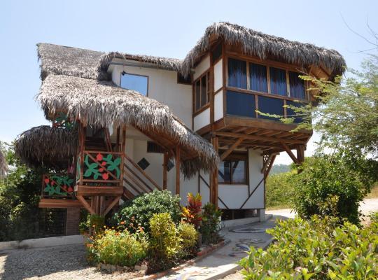 Φωτογραφίες του ξενοδοχείου: Azuluna Ecolodge