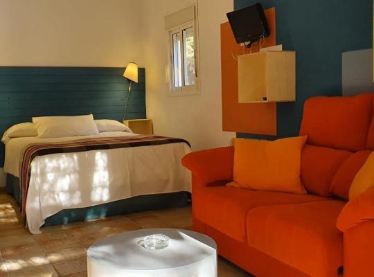Фотографії готелю: Bungalows Puravida